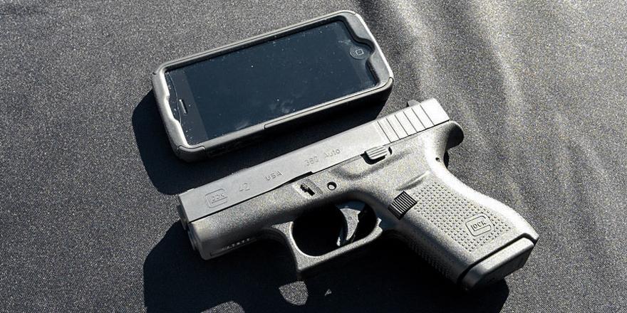 Glock vs. iPhone
